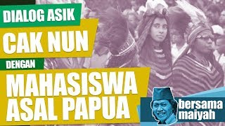 Video DIALOG ASIK CAKNUN DENGAN MAHASISWA PAPUA - ADEM & SEJUK MP3, 3GP, MP4, WEBM, AVI, FLV Agustus 2019