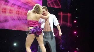 SYTYCD Tour 2010 - My First Kiss - Lauren Froderman & Kent Boyd