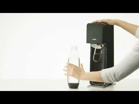 How To Use Your SodaStream Source Sparkling Water Maker