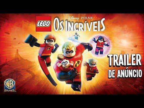 Lego os incriveis - PS4