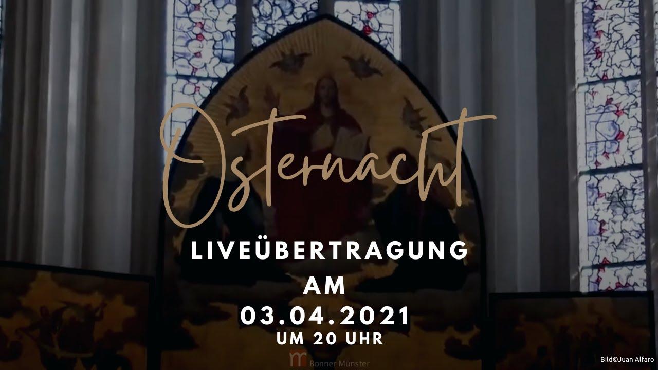 Livestream: Feier der Osternacht