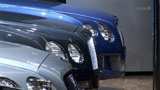 preview picture of video '宾利 Bentley・・・14th China (Kunming) Pan-Asia International Automobile Exhibition'