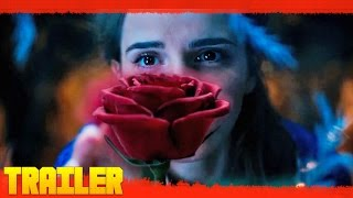Beauty And The Beast 2017 Disney Primer Tráiler Oficial Emma Watson Español