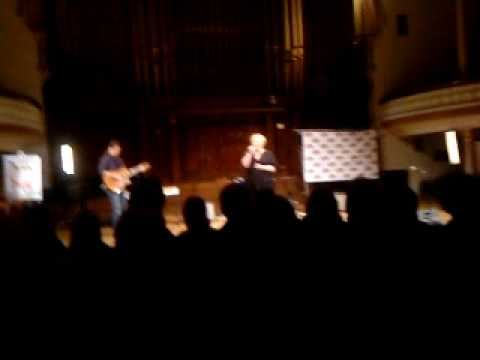 Lindsay Miles- Will You Still Love Me Tomorrow (Live @ Alix Goolden Hall)