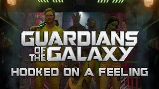 Guardians of the Galaxy - Hooked On A Feeling - Blue Swede