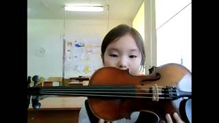 """Доклад на тему """"Мой любимый музыкальный инструмент - скрипка""""."""
