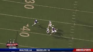 Wheeler at Walton