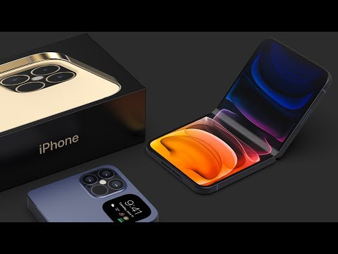 iPhone Fold, iPhone 12, iPhone OS 14, Apple Glasses & More Leaks!