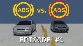 ABS vs. No ABS