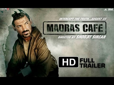 Madras Cafe Official Trailer - HD | John Abraham | Nargis Fakhri