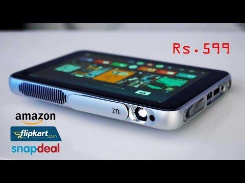 7 अनदेखे अनसुने PROJECTORS Gadgets जिन्हे आप ज़रूर देखना चाहेंगे  ▶  Projector Under ₹1000 & Lakh