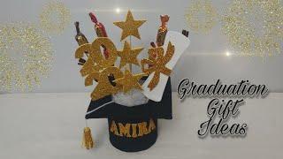 أفكار لهدايا التخرج بسيطة وسهلة - Graduation Gift Ideas - DIY Graduation Gifts