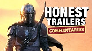 Honest Trailers Commentary | The Mandalorian by Clevver Movies