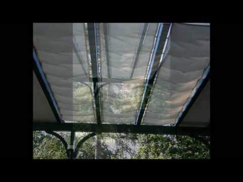 Montageanleitung Sonnensegel, seilgespannt