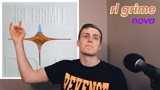 Gambar cover RL GRIME- Nova ALBUM REVIEW