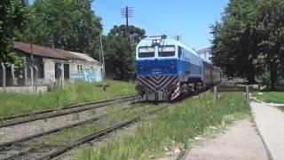 preview picture of video '319.307 llega a Univ. de Luján (30-12-2012)'