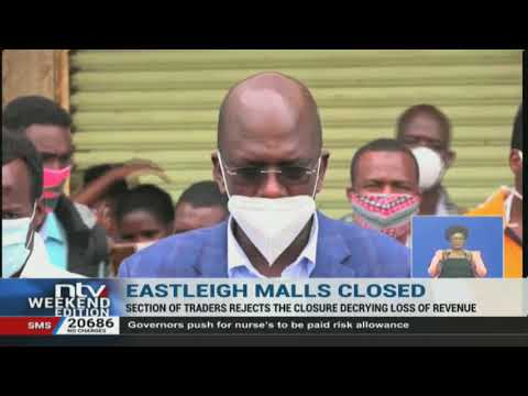 Eastleigh malls closed indefinitely owing to COVID-19 fears