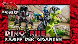 PLAYMOBIL DINO RISE  T-Rex: Gefecht der Giganten 70624 Review [Deutsch/German]