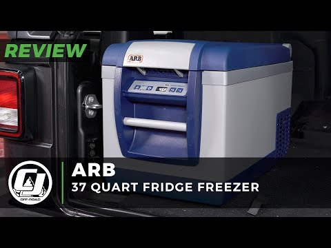 ARB 37 Quart Fridge Freezer Review