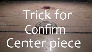 HOW TO CLEAR CENTER PIECE /Tricks /Beginner |by ADITYA PADAWE|