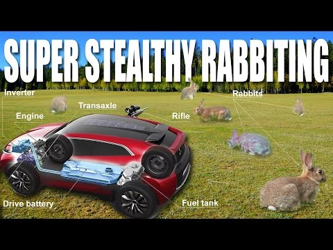 Super stealthy rabbiting