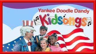 Kidsongs: Yankee Doodle Dandy part 3    Top Children's Songs