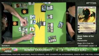 Pro Tour Theros - Standard Round 8 - Paul Rietzl vs. David Caplan