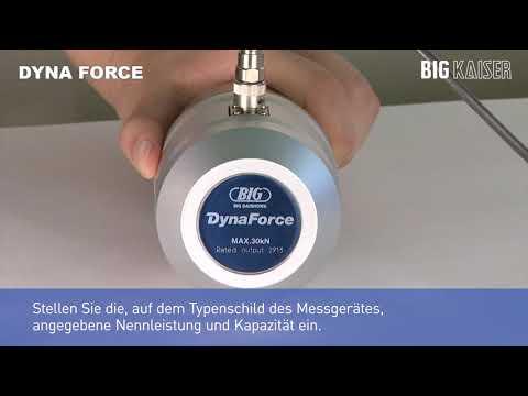 BIG KAISER - Dyna Force