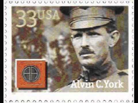 Sgt. Alvin Cullum York