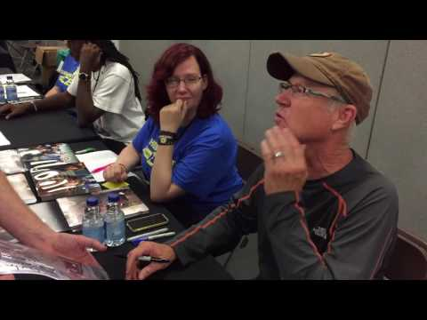 Meeting Marc Marc McClure aka Jimmy Olsen from Superman