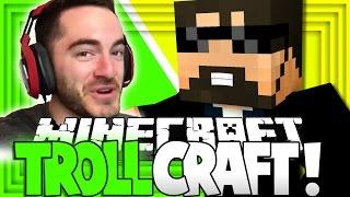 Minecraft: TROLL CRAFT |  MY BRAND NEW HOME!! [37]
