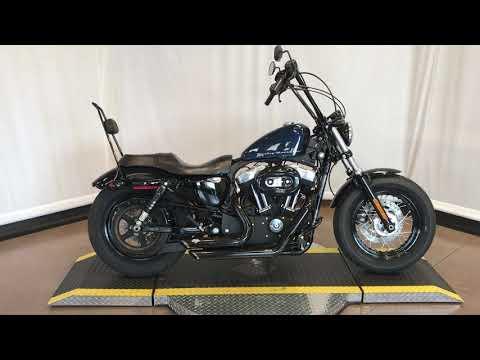 2012 Harley-Davidson® Forty-Eight® XL1200X