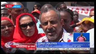 Weekend@One: Mombasa gubernatorial aspirant-Suleiman Shabbal leads voter registration campaign
