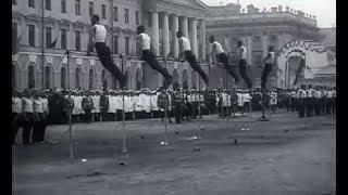 Спортивный праздник в Санкт-Петербурге 1912 / Sports festival in St. Petersburg