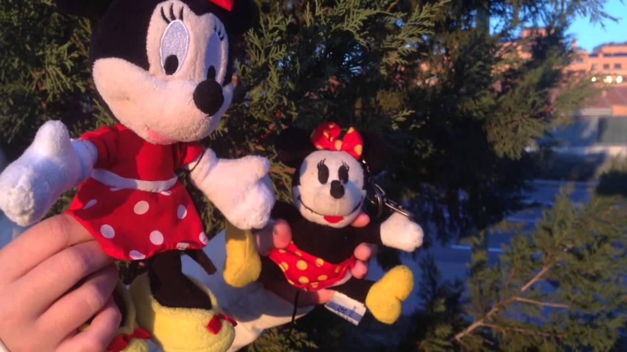 Mickye Mouse alucina con la broma de Minnie