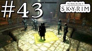 Skyrim Прохождение #43 - Я глава Гильдии Воров