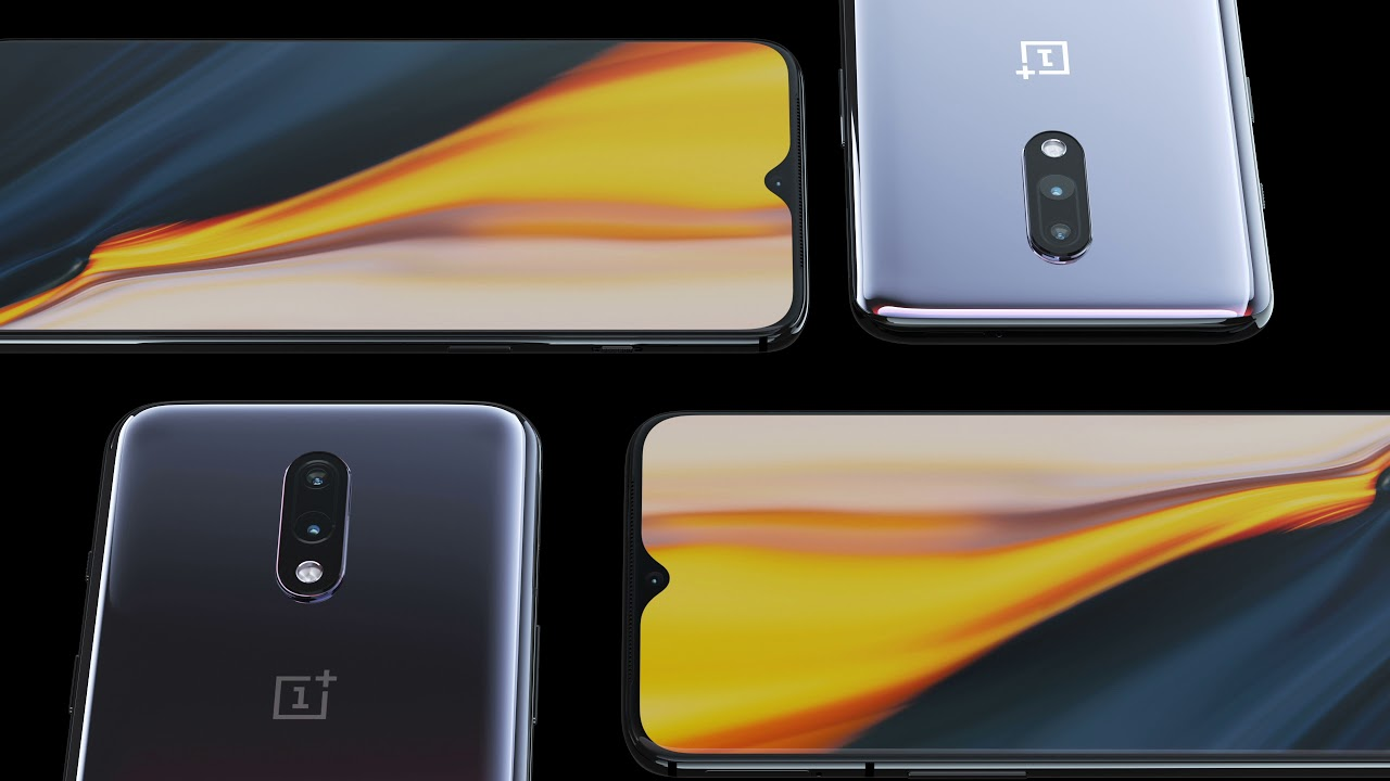 OnePlus 7 12/256Gb (Mirror Gray) video preview
