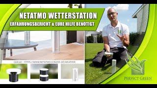 Netatmo Wetterstation | Netatmo mit Hydrawise | Eure Hilfe nötig! | Review Test