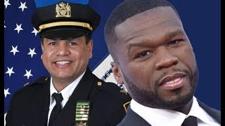 """NY Commander Wanted His Cops To #GetTheStrap For 50 Cent: """"Shoot Him On Sight"""""""