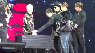 Seungri 'Lie Detector' game - BIGBANG MADE VIP Tour in Shenzhen
