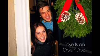 Love Is an Open Door - Frozen (Cover by Jonathan Barouch and Amy Tilson-Lumetta)