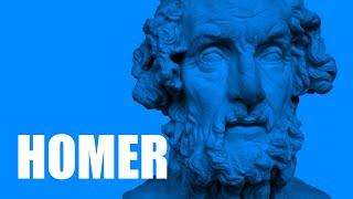 Homer Biography  8th Century BC