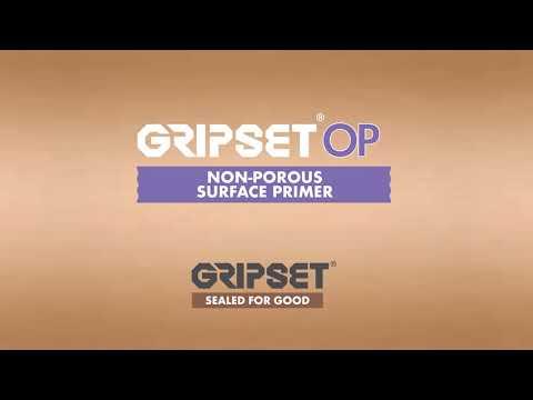 Gripset OP Primer - For Non-Porous Surfaces