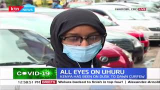 All eyes on Uhuru ahead of Presidential address today