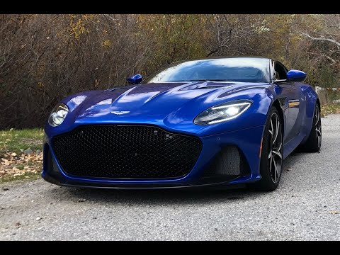 External Review Video ho-Kuh0VBWA for Aston Martin DBS Superleggera Volante (GT)
