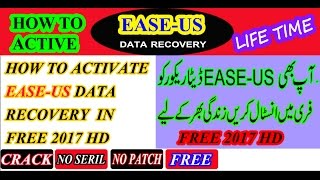 easeus data recovery 10.8.0 serial number