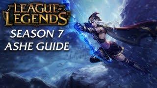 Ashe Guide   Season 7   League of Legends Champion Guide