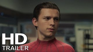 Spider-Man Far From Home (2019) - New Trailer Tom Holland Superhero Action Movie Concept