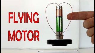 Levitating Spinner Motor   Magnetic Games