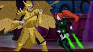 Laira VS Dragão Dourado